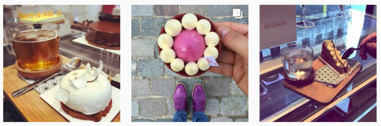 Les belles envies - Capture Instagram