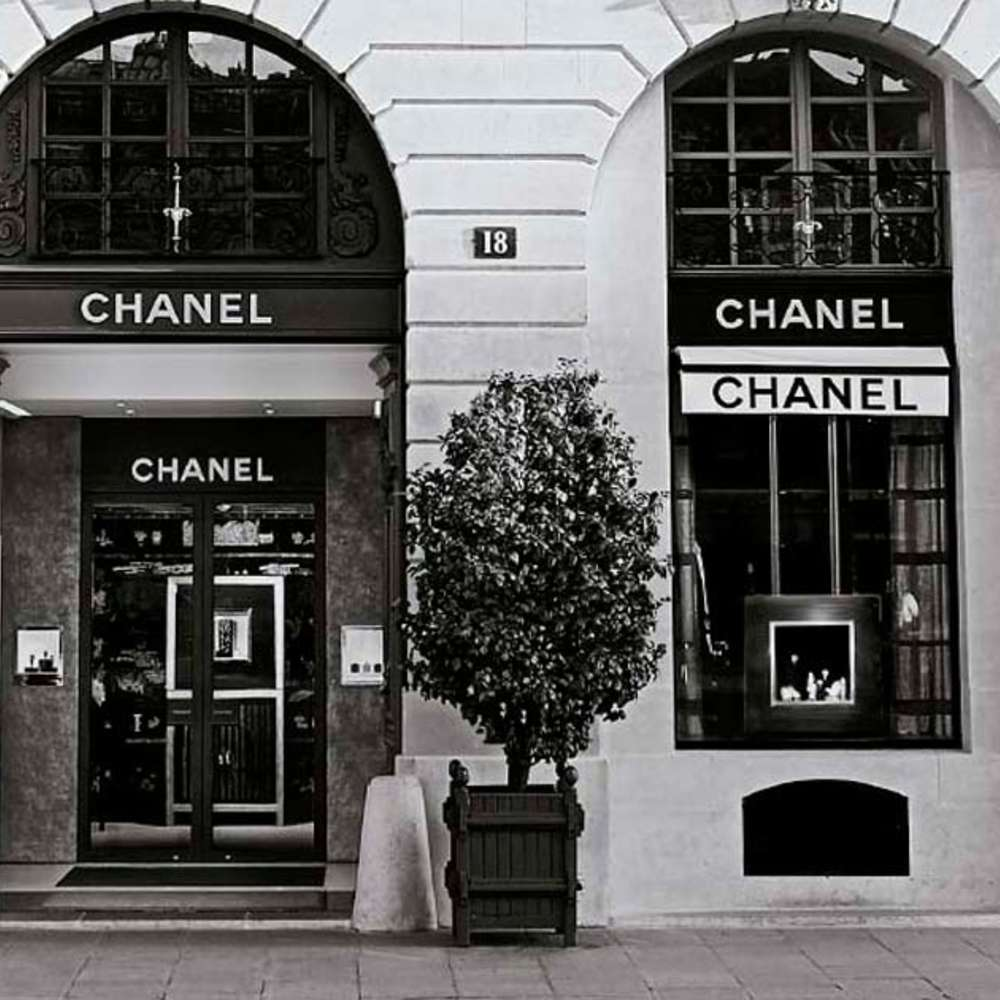 Média Chanel_Devanture_Magasin