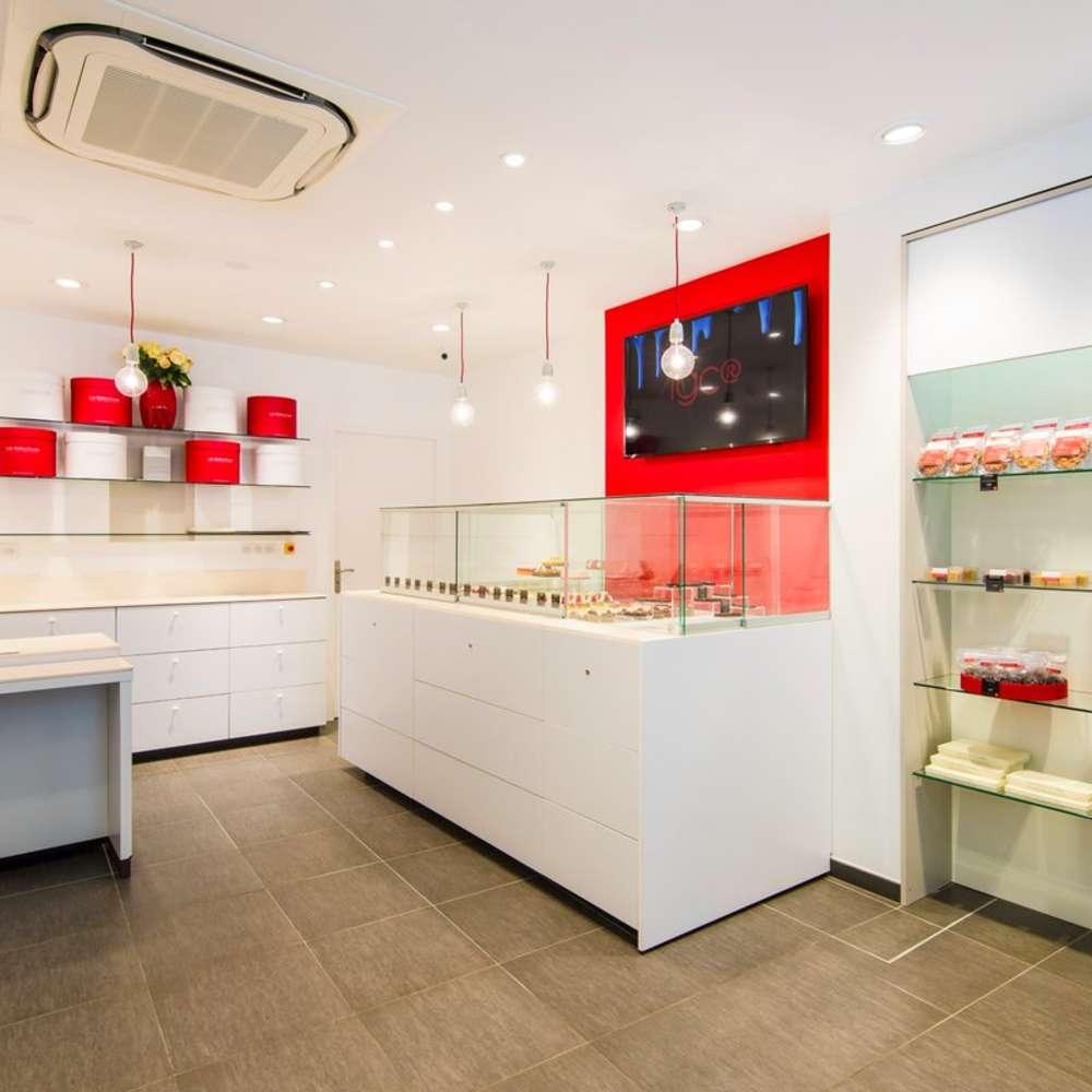 Les Belles Envies - Intérieur Boutique