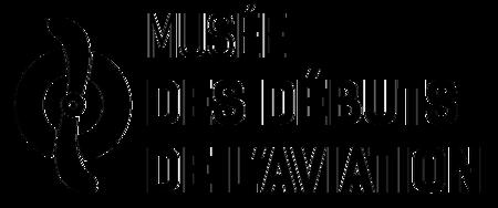 Logo musee des débuts de l'aviation