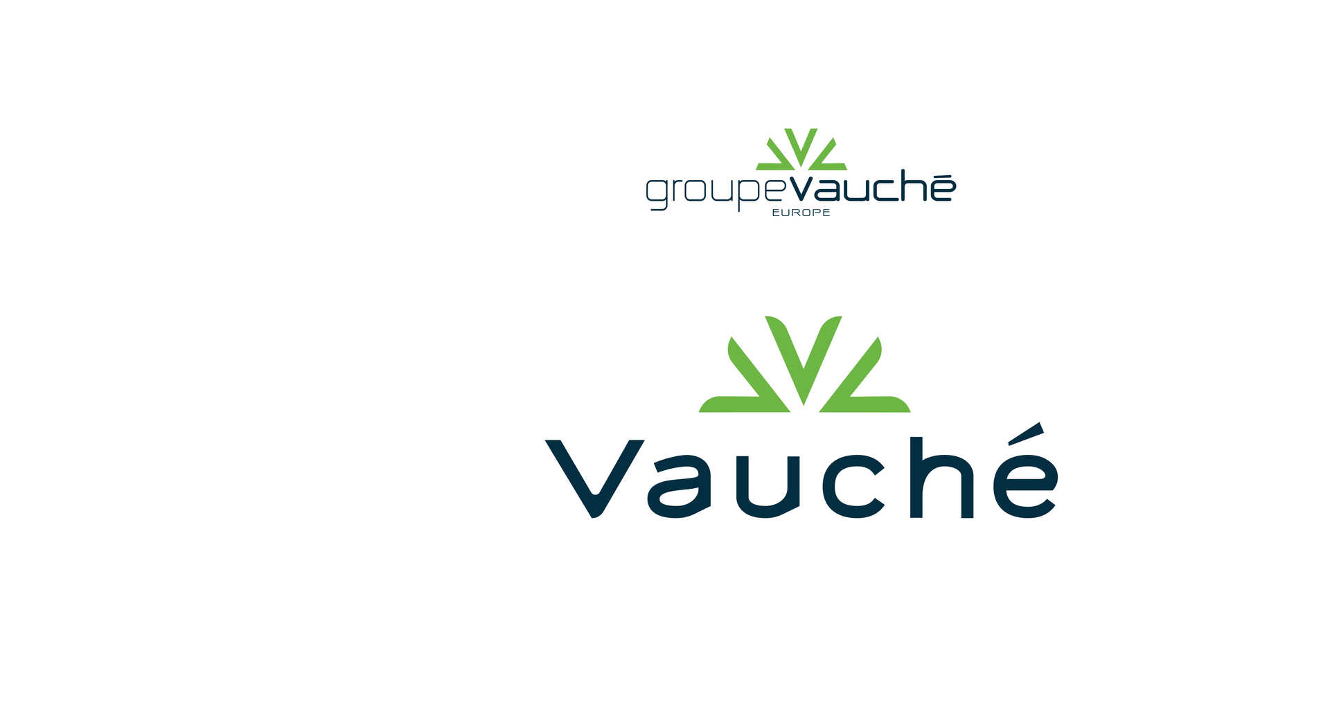 Vauche - Nouveau logo